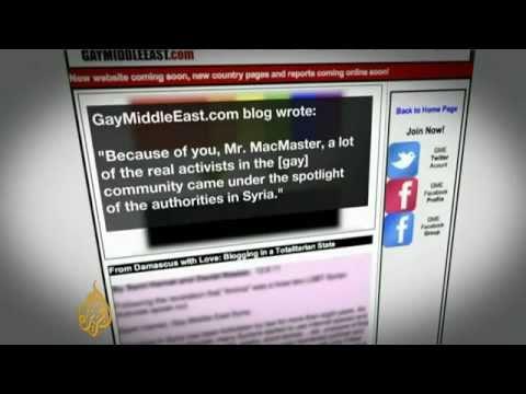 Gay Syrian Female Blogger Hoax (AlJazeera)