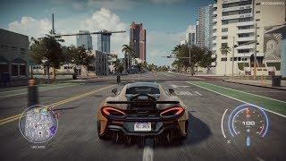 Need for Speed Heat - McLaren 600LT '18 Gameplay [4K]