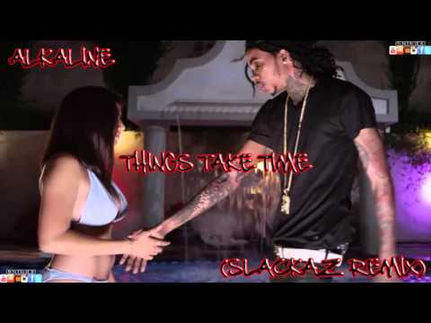 Alkaline - Things Take Time [Back To Sleep Riddim] (Slackaz Remix 2016) (Clean)