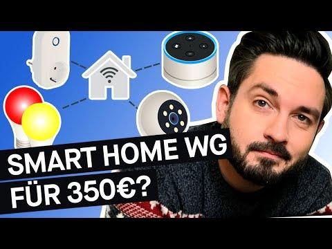 Experiment: Smart-Home-WG für 350 Euro – geht das und wie sicher ist es? || PULS Reportage