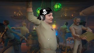 Олёша и Sea of Thieves
