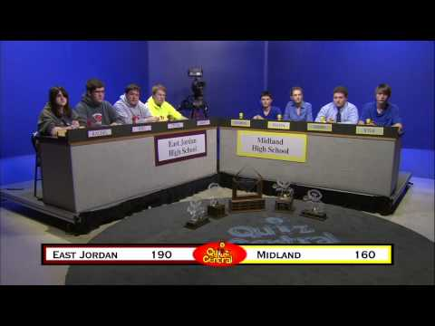 Quiz Central 2012-2013 #847 East Jordan vs. Midland