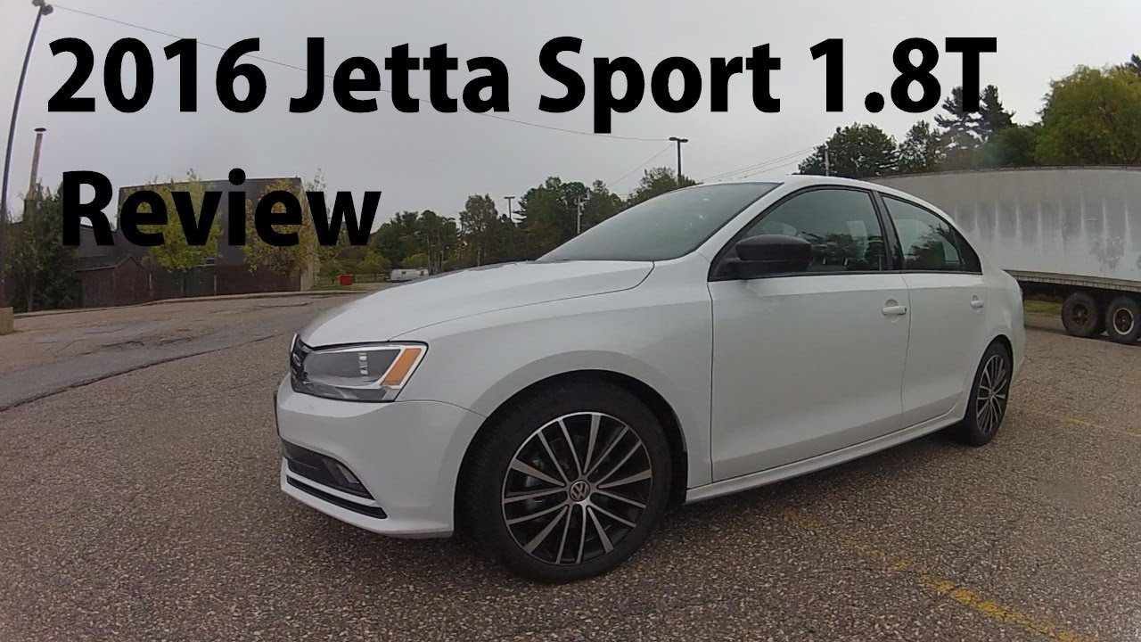 2016 Vw Jetta Sport 1 8t Review And Comparison To Mkvii Golf Tsi