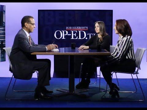 Bob Herbert's OP-Ed.tv - Human Trafficking in the Internet Age