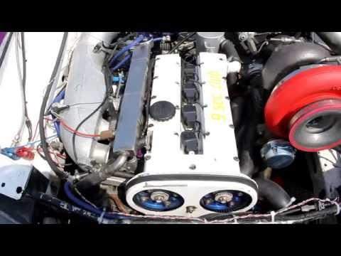 Opel Calibra Turbo   Grobnik 2016   Bulicic