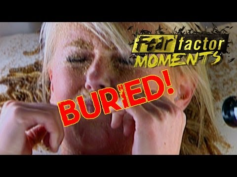 Fear Factor Moments - Buried Alive