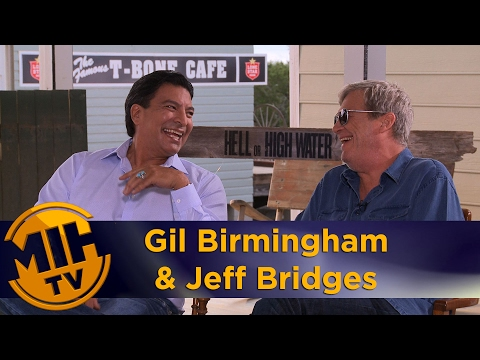 Gil Birmingham & Jeff Bridges  Hell or High Water