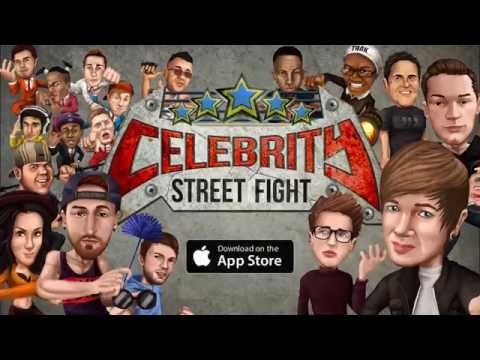 Celebrity Street Fight (ò_ó) - Battle Against Your Favorite Celebrities