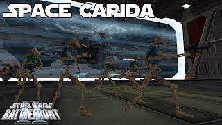 Star Wars Battlefront 2 Mod | Space Carida