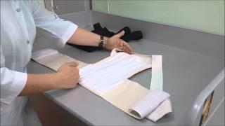 видео Как правильно подобрать корректор осанки