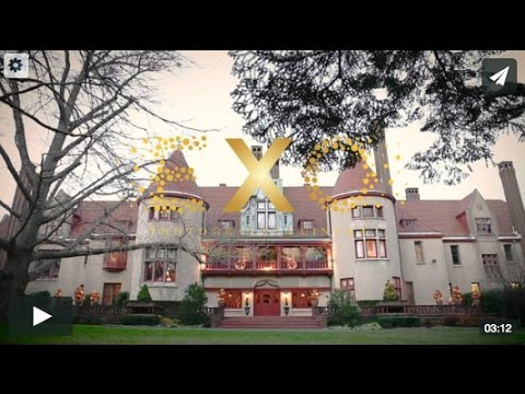 Coindre Hall Wedding Video  Patrice + Chris