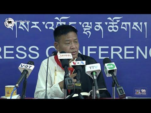 Sikyong Penpa Tsering slams CCP centenary celebration