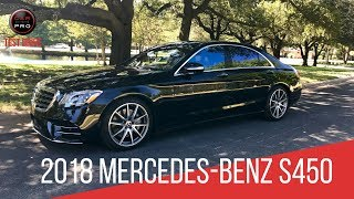 2018 Mercedes-Benz S450 Test Drive