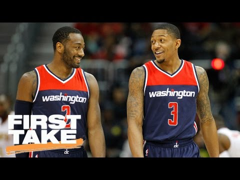 Stephen A. Smith Is Disgusted With The Wizards   First Take   April 25, 2017