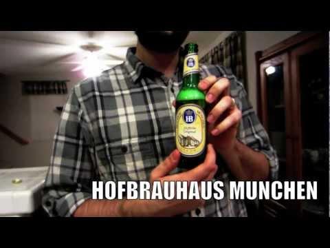 Hofbräuhaus München, Hofbrau Beer Review, 15 second, Master Beer Theatre