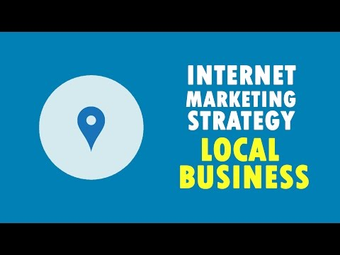 Internet Marketing Strategy for Small Local Business in 2016