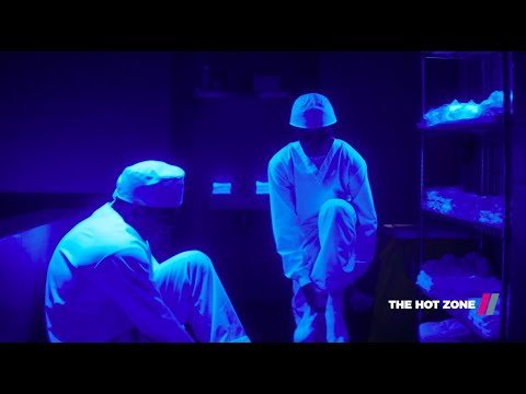The Hot Zone   Trailer   Drama Series On Showmax