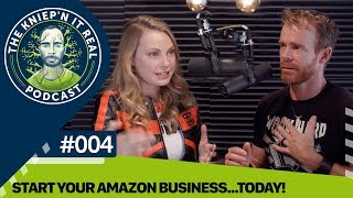 JODCast Episode #004 | Start your Amazon business...TODAY!
