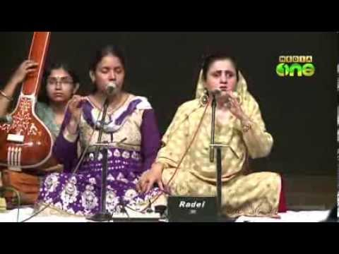A Musical Feast  India  Pak sisters