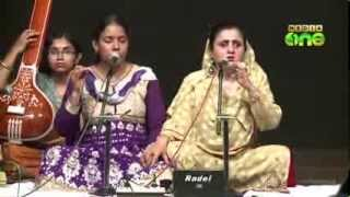 A Musical Feast by India - Pak sisters