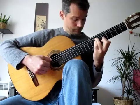 guitare classique solo