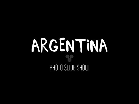 Argentina (photo slideshow)