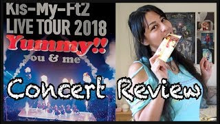 YUMMY!! YOU&ME Live Tour 2018 - Concert Review (Eng Subs)