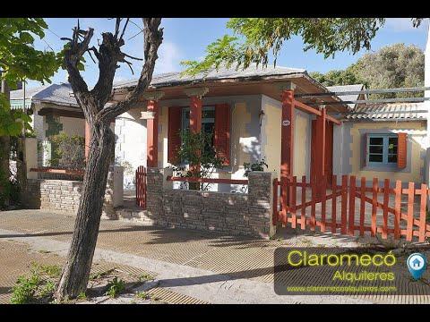 Casa Marina - Claromeco Alquileres
