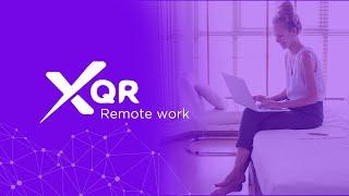 XQR Remote work - Сервис для удаленной работы