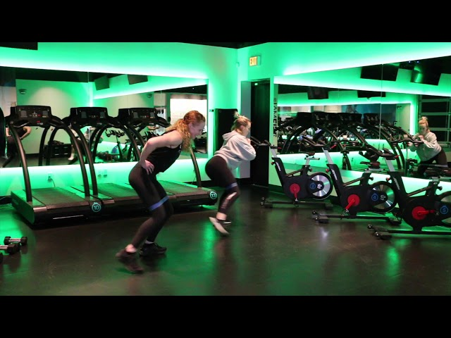 Ultimate Workout At Home Glutes + Legs
