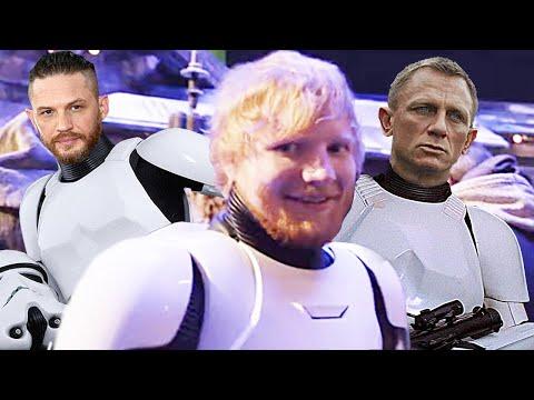 10 актеров, которые тайно играли Штурмовиков в Звёздных Войнах