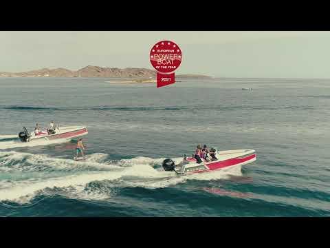 Saxdor 200 Sport  won European Powerboat of the Year 2021