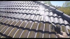 Certified SoftWash Tile Roof Cleaning Fremont CA