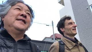 YouTube動画:Conversations with poet Arthur Binard. アーサー・ビナードさんとの対談