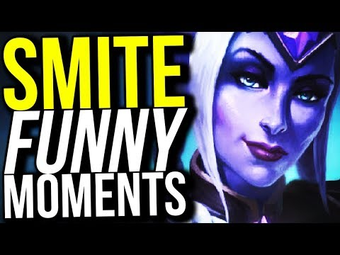 100% INVISIBILITY TACTICS! - SMITE FUNNY MOMENTS