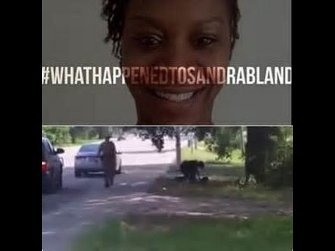 Dirty cop initiated the Sandra Bland incident