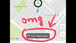 What is Careem Peak Factor?Why it is apply?