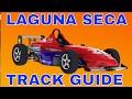iRacing Skip Barber Track Guide at Laguna Seca Season 2 2017