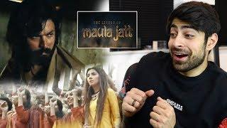 MAULA JATT REACTION | Fawad Khan Mahira Khan | FILM OF 2019?!