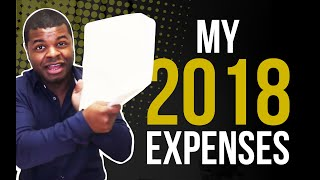 My 2018 Expenses As A Real Estate Agent [ACTUAL NUMBERS]