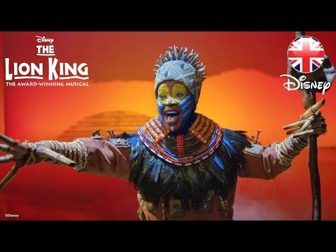 THE LION KING MUSICAL | NEW Trailer! 2018 | Official Disney UK