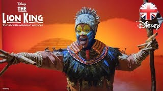 The Lion King Musical - Palace Theatre
