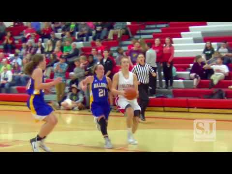 Centreville vs. Constantine 2016 Girls Basketball