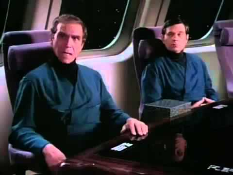 Star Trek The Next Generation -- Moneyless Society