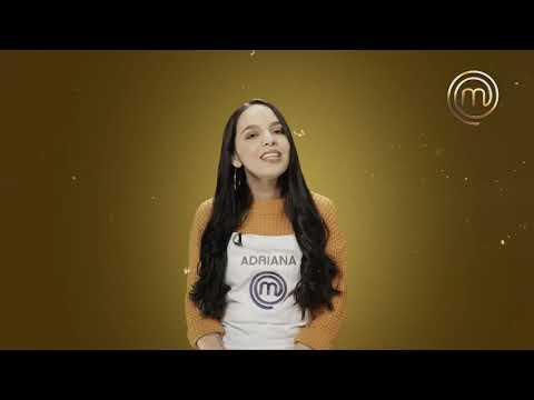 ¡Luz Adriana Salcedo llega a la cocina de MasterChef!   MasterChef México 2020