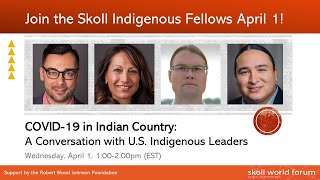 COVID-19 in Indian Country—A Conversation with U.S. Indigenous Leaders