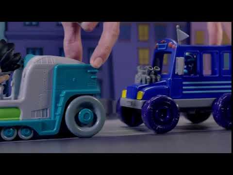 Vidéo PYJAMASQUES TURBO RACER