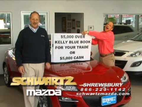 Lester Glenn Mazda vs Schwartz Mazda