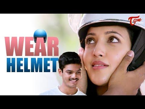 WEAR HELMET | Short Film | Aakash Puri | Neha Shetty | by Jennifer Alphonsse | TeluguOne