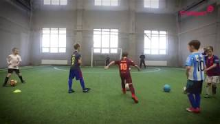 Обзор от Findsport футбольного манежа CitySport м. Ленинский проспект